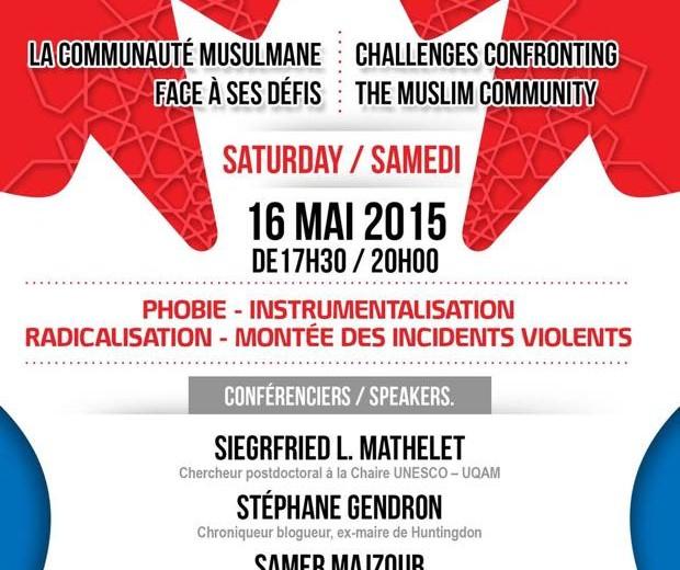 La communauté musulmane face à ses défis